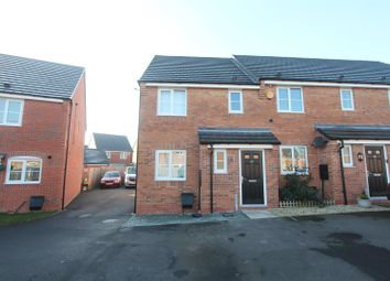 3 bed town house for sale in Indigo Drive, Burbage, Hinckley LE10