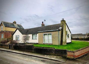 Thumbnail 2 bed detached bungalow for sale in Pound Lane, Sutton, Ely