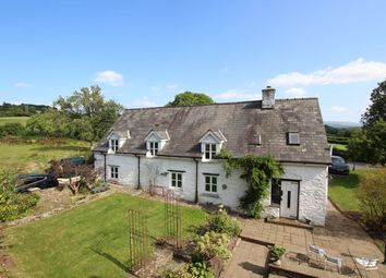 Thumbnail 6 bed detached house for sale in Boughrood, Brecon