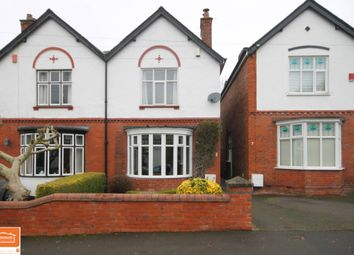 Thumbnail 3 bed semi-detached house to rent in Princes Avenue, Walsall
