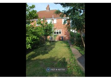 Thumbnail 2 bed semi-detached house to rent in Francis Street, Lincoln