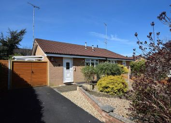 Thumbnail 2 bed semi-detached bungalow for sale in Laxey Grove, Fulwood, Preston