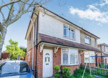 Thumbnail 3 bed semi-detached house for sale in Lobelia Road, Southampton