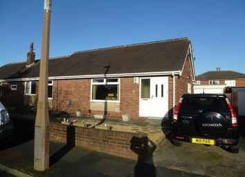 Thumbnail 2 bed semi-detached house to rent in Eastway, Freckleton, Preston