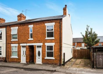 Thumbnail 3 bedroom end terrace house for sale in Claremont Avenue, Hucknall, Nottingham, Nottinghamshire