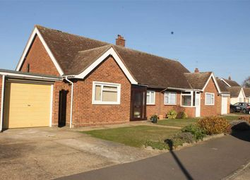 Thumbnail 3 bed semi-detached house to rent in Rye Close, Ipswich