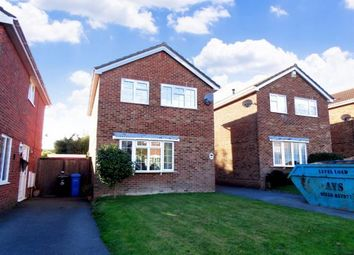 Thumbnail 3 bedroom detached house for sale in Canford Heath, Poole, Dorset