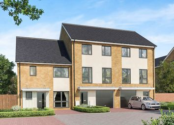 Thumbnail 3 bed semi-detached house for sale in Thorpe Road, Longthorpe, Peterborough