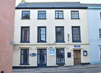 Thumbnail 6 bed terraced house for sale in Church Street, Lyme Regis, Dorset