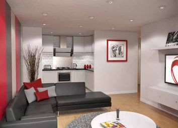 Thumbnail 1 bed flat for sale in Angel Street, Manchester