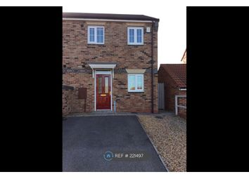 Thumbnail 2 bed end terrace house to rent in Dunns Way, Blaydon On Tyne