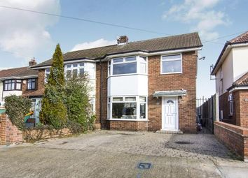 Thumbnail 3 bed semi-detached house for sale in Simpson Road, Rainham