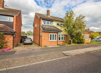 Thumbnail 3 bedroom semi-detached house for sale in Finchmoor, Harlow, Essex