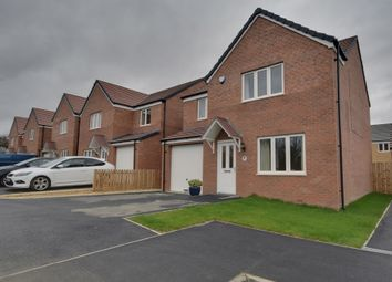 Thumbnail 4 bedroom detached house for sale in Carriage Close, Desborough, Kettering, Northamptonshire