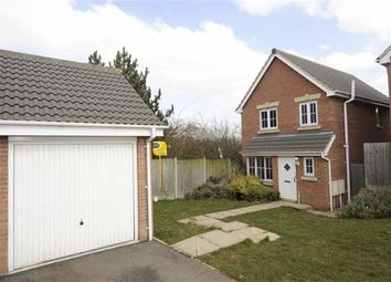 Thumbnail 3 bed detached house for sale in Wilkie Road, Wellingborough