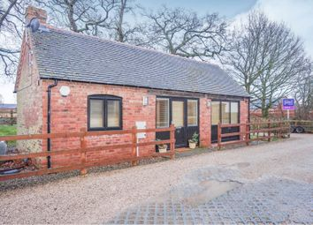 Thumbnail 1 bed detached bungalow for sale in 10 Wrottesley Park Road, Wolverhampton