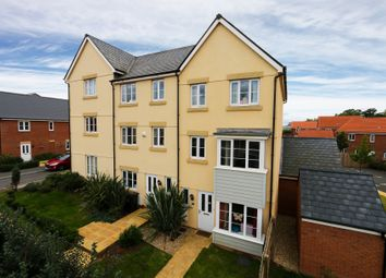 Thumbnail 4 bed semi-detached house for sale in Mead Cross, Cranbrook, Exeter