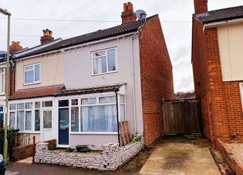 Thumbnail 3 bed end terrace house for sale in Brougham Street, Gosport
