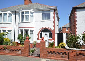 Thumbnail 3 bedroom semi-detached house for sale in Rosebank Avenue, Blackpool