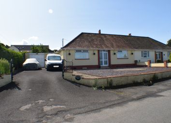 Thumbnail 3 bed semi-detached bungalow for sale in Downend Road, Puriton, Bridgwater