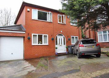 4 bed detached house for sale in Park Avenue, Prestwich, Manchester M25