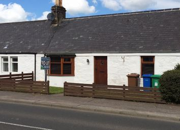 Thumbnail 1 bed cottage to rent in Main Street, Dairsie, Cupar