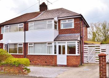 Thumbnail 3 bed semi-detached house to rent in Greenbank Road, Salford