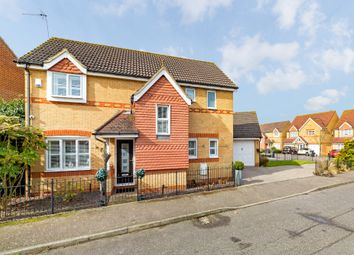 Thumbnail 4 bed detached house for sale in Brace Close, Goffs Oak, Waltham Cross