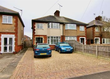 Thumbnail 3 bed semi-detached house for sale in Willoughby Place, Rugby