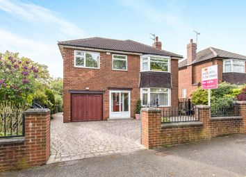 Thumbnail 4 bed detached house for sale in Green Lane, Cookridge, Leeds
