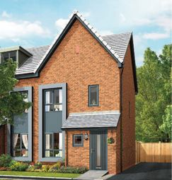 Thumbnail 4 bed detached house for sale in Edward Street, Denton, Manchester, Greater Manchester