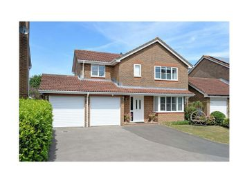 4 bed detached house for sale in Linden Park, Shaftesbury SP7