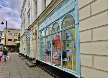 Thumbnail Retail premises to let in Promenade, Cheltenham
