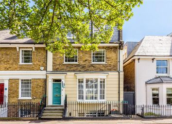 Thumbnail 4 bed end terrace house for sale in Thames Street, Sunbury-On-Thames, Surrey