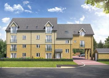 Thumbnail 2 bed flat for sale in Kingsfield Park, Aylesbury, Buckinghamshire