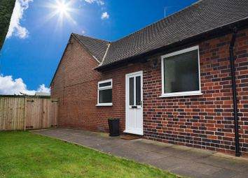 Thumbnail 1 bed bungalow to rent in Coventry Road, Narborough