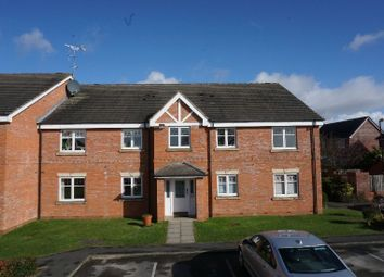 Thumbnail 2 bed flat to rent in Saddlers Close, Huntington, York