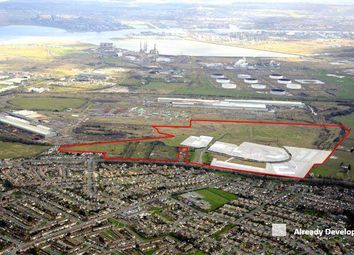 Thumbnail Light industrial for sale in Serviced Development Land For Sale, Hartlepool