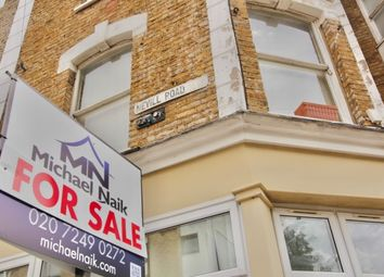 Thumbnail 2 bed maisonette for sale in Nevill Road, Stoke Newington, London