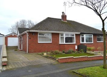 Thumbnail 2 bed bungalow for sale in North Gate, Garden Suburb, Oldham