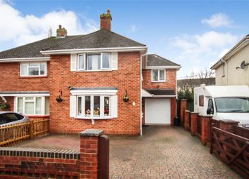Corbin Road, Pennington, Lymington, Hampshire SO41. 3 bed semi-detached house for sale