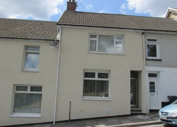 Thumbnail 2 bed terraced house for sale in Windsor Road, Edwardsville, Treharris