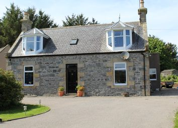 Thumbnail 4 bed detached house for sale in Woodside Cottage, Slackhead, Buckie