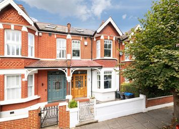 Thumbnail 4 bed terraced house for sale in Havana Road, London
