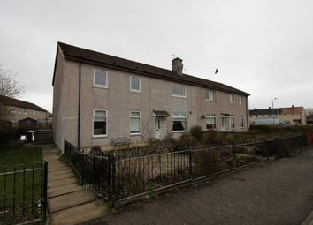 Thumbnail 3 bed flat for sale in Bankhead Road, Lesmahagow, Lanarkshire