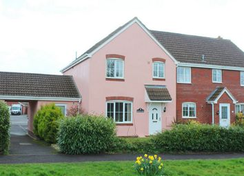 Thumbnail 3 bed end terrace house for sale in Baileys Gate, Cotford St Luke, Somerset