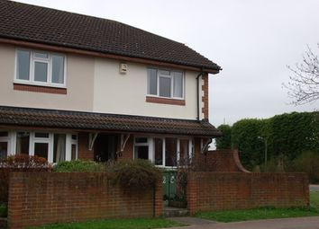 Thumbnail 3 bed terraced house to rent in Sheppards Close, Newport Pagnell