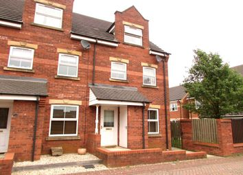 Thumbnail 3 bed property to rent in Laurel Way, Scunthorpe