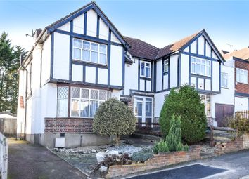 Thumbnail 3 bed semi-detached house for sale in Winchester Road, Northwood, Middlesex