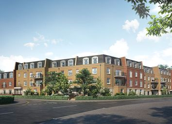 Thumbnail 2 bed flat for sale in Oldfield Road, Maidenhead